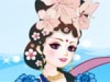 Chinese Princess Dress-Up