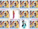 Disney Princess Memory Matching