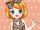 Leopard Fashion Dress Up