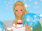 Pom Pom Girl Dress-Up