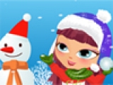 Fun in the Snow Dress-Up