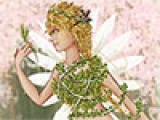 Spring Blossom Fairy Dress Up