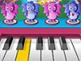 Игра Furry Friends Piano