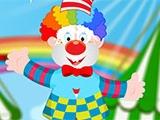Funny Clown Decoration