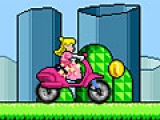 Игра Peach across the world