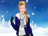 Barbie Loves Winter