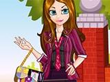 Change Girl Dress Show