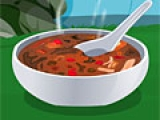 Сorsican style soup