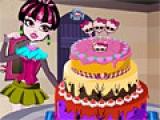 Monster High Cake Decoration