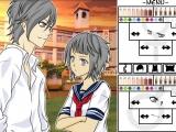 Manga Creator School Days page.1
