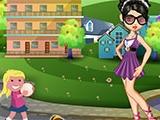 Fabulous Dream City Girl