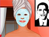 Michelle Obama Facial Makeover