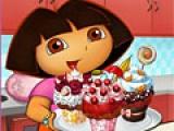 Dora Cute Cupcakes