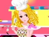 Cooking Show Dress Up