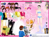 In Fashion Magazine World Dress Up