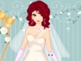 A Beautiful Girl's Wedding Day