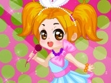 Dress A Child Star Singer