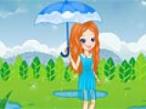 Polly in the Rain