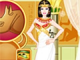 Flash игра для девочек Barbie Egyptian Princess Dress Up