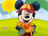 Игра Mickey the Fantastic Mouse