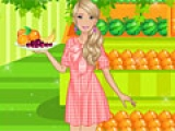 Dress Up Barbie Fruiterer