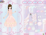Lolita Bride dress up game