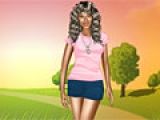 Beyonce Vacation Dressup