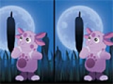 Luntik searches differences at night