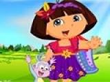 Игра Dora Adventure Dressup
