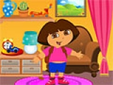 Игра Dora Room Decor