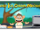 First Ice Cream Machine