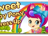 Sweet Baby Pony Dress Up