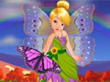 Tinkerbell Fairy Dressup