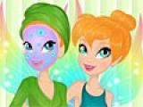 Tinker Bell's Princess Makeover