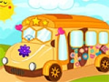 Schoolbus Decoration