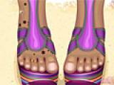 Hot Beach Sandals