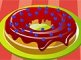Sugary Donut Decoration