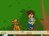 Игра Diego baby zoo rescue
