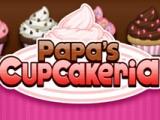 Игра Papa CupCakeria