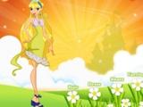 Winx Fairy Stella ( Фея Винкс Стелла)