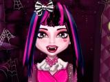 Monster High Haircuts: Парикмахер для Дракулары