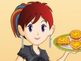 Банановый торт: кухня Сары
