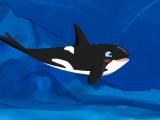 Flash игра для девочек Шоу дельфинов 3