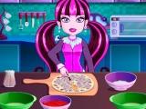 Monster H. Coocking Halloween Pizza - Магия в домашних условиях!