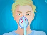 Игра Operate now: удаление миндалин