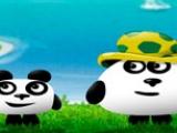 3 Pandas in Brasil:  путешествие в Бразилию