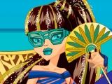 Cleo de Nile: Пляжный стиль
