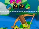 Angry Birds: Три в ряд