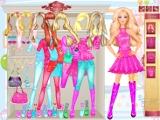Нежный стиль Барби