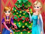 Новогоднее Дерево Эльхзы и Анны